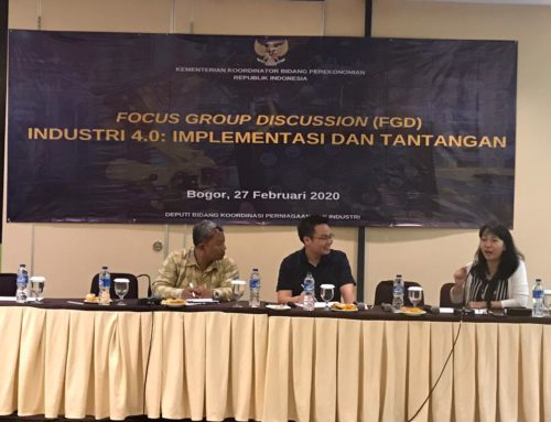 Discussion on Industry 4.0 Implementation and Challenges (Bogor, 27/02)