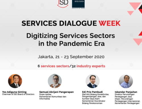 Services DIALOGUE: Digitizing Services Sectors in the Pandemic Era